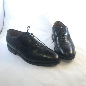 Johnston & Murphy Melton Cap Toe Oxford Dress Shoe